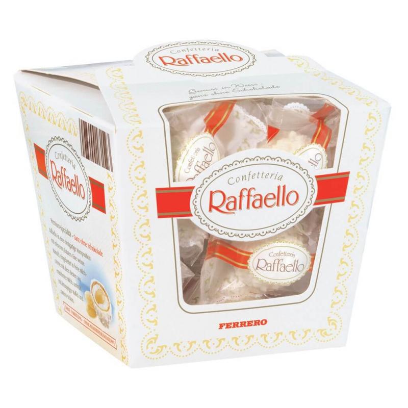 "Saldainiai ""Raffaello"""
