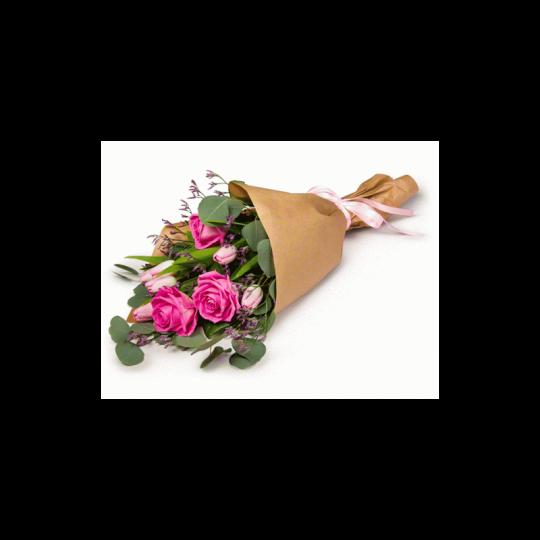 Tulpių ir rožių meilė