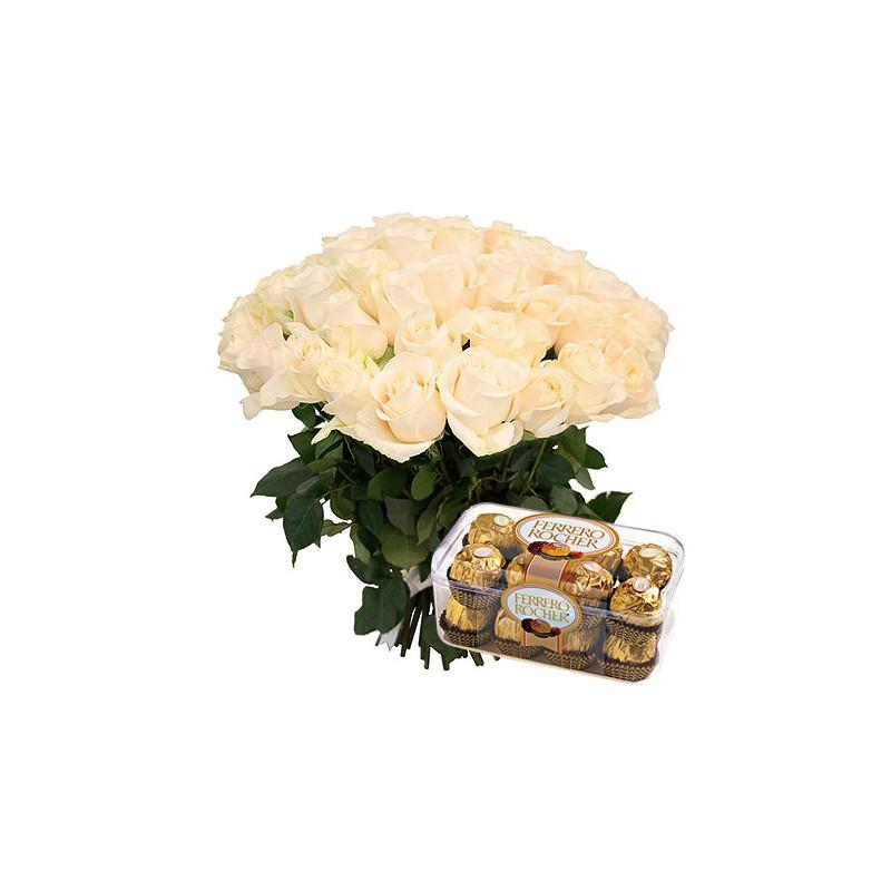 Rožės ir Ferrero