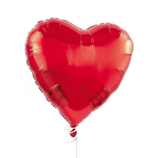 """Folinis balionas """"Širdis""""..."""