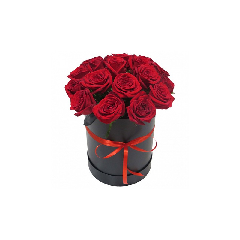 15 Rožių dėžutėje